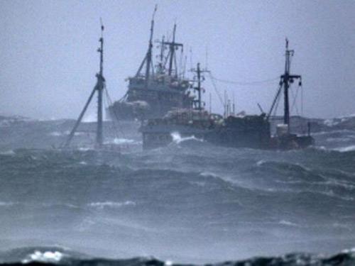 28 ngư dân TQ mất tích tại Hàn Quốc - 1