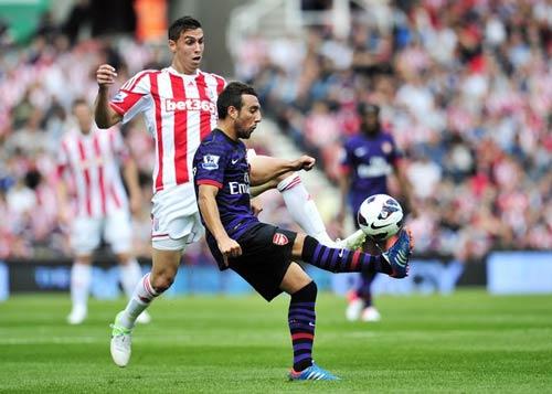 Arsenal: Cần một điểm tựa - 1
