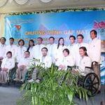 Thể thao - Lễ thượng cờ Việt Nam tại Paralympic London 2012