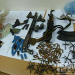 An ninh Xã hội - Nghẹt thở bắt trùm ma túy dùng súng AK nã đạn