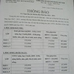 Giáo dục - du học - TP.HCM công bố các khoản thu năm học mới
