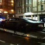 """Ô tô - Xe máy - Cảnh sát """"tóm"""" Lamborghini Aventador"""