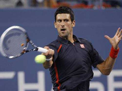 Djokovic – Lorenzi: Thần tốc (Video US Open) - 1