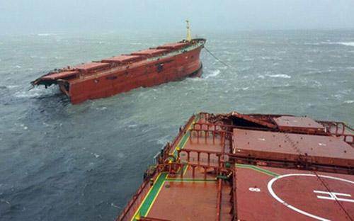 Chùm ảnh bão Bolaven tàn phá Hàn Quốc - 8