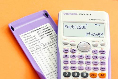 Vinacal 570ES Plus: Dụng cụ học tập thông minh - 1