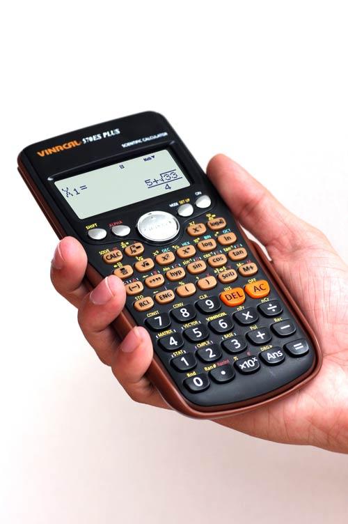 Vinacal 570ES Plus: Dụng cụ học tập thông minh - 2