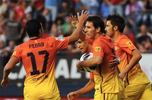 """Real – Barca: Niềm kiêu hãnh của """"kền kền"""" - 2"""