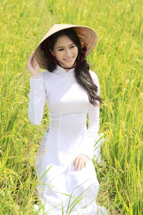 Hoa hậu Thu Thảo trở lại miền sông nước - 5