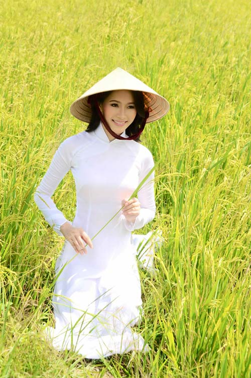 Hoa hậu Thu Thảo trở lại miền sông nước - 6