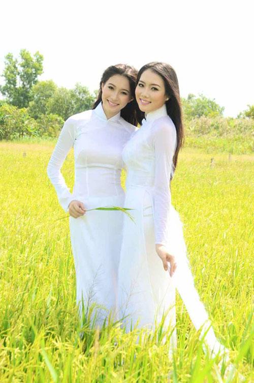 Hoa hậu Thu Thảo trở lại miền sông nước - 7