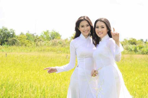 Hoa hậu Thu Thảo trở lại miền sông nước - 9
