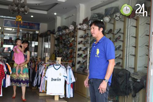 """Huỳnh Đức: """"Đại gia"""" buôn đồ thể thao - 3"""