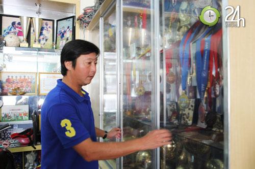 """Huỳnh Đức: """"Đại gia"""" buôn đồ thể thao - 6"""
