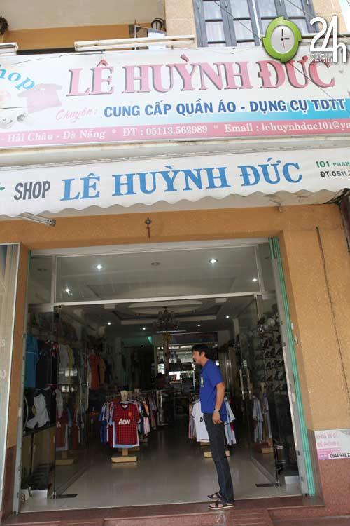 """Huỳnh Đức: """"Đại gia"""" buôn đồ thể thao - 2"""