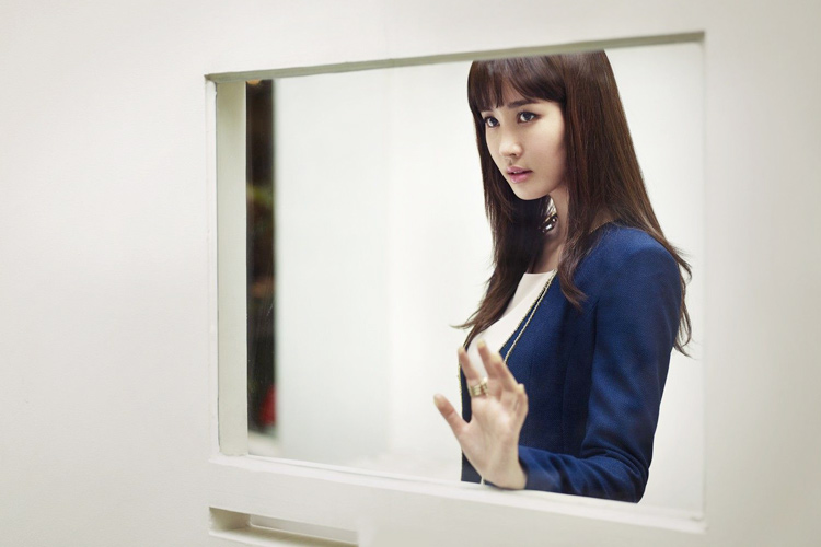 Lee Da Hee lãng mạn trong chiều thu - 11