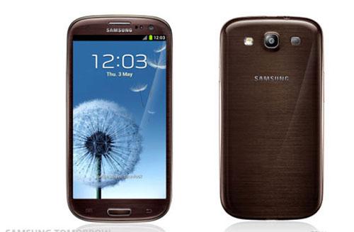 Samsung Galaxy S3 bổ sung 3 bản màu mới - 1