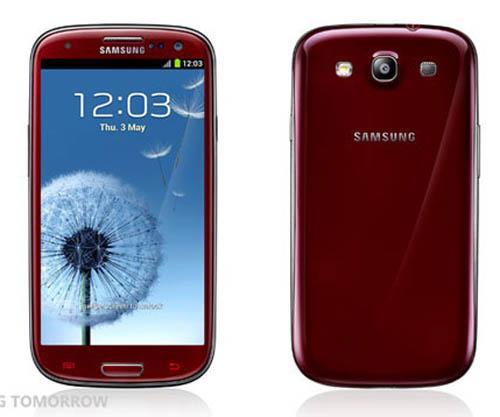Samsung Galaxy S3 bổ sung 3 bản màu mới - 2