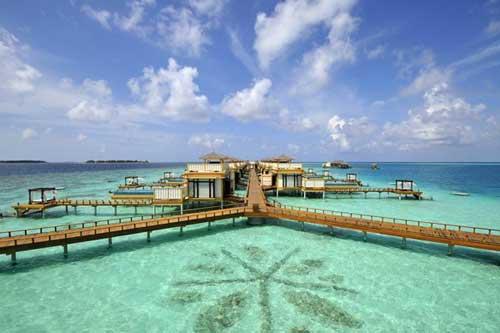 Maldives - Thiên đường ngay trong lòng hạ giới - 2