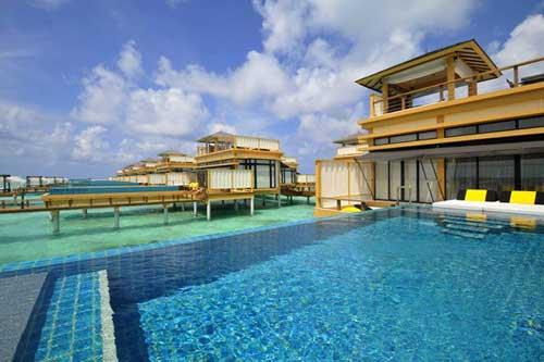 Maldives - Thiên đường ngay trong lòng hạ giới - 5
