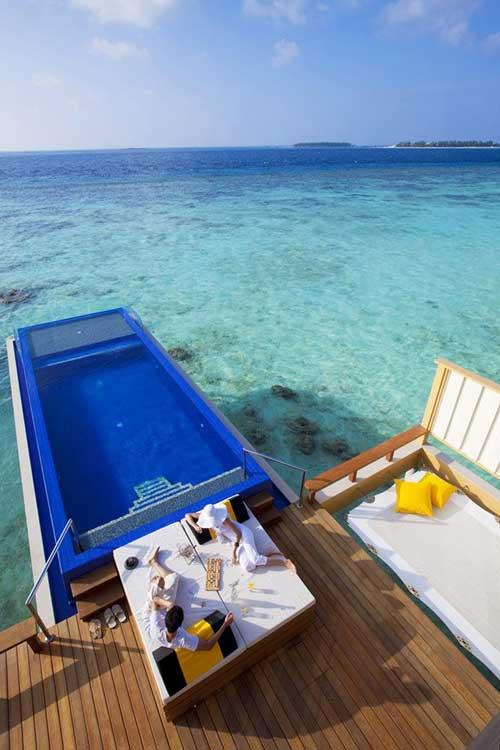 Maldives - Thiên đường ngay trong lòng hạ giới - 6