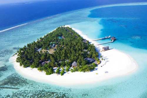 Maldives - Thiên đường ngay trong lòng hạ giới - 1