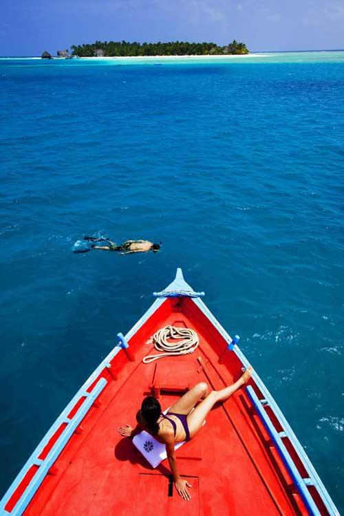 Maldives - Thiên đường ngay trong lòng hạ giới - 13