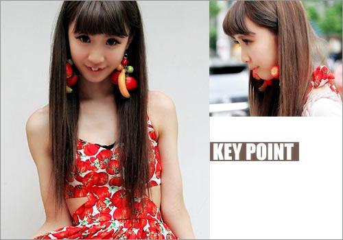 Tóc thiếu nữ Nhật từ dịu hiền đến sốc - 13