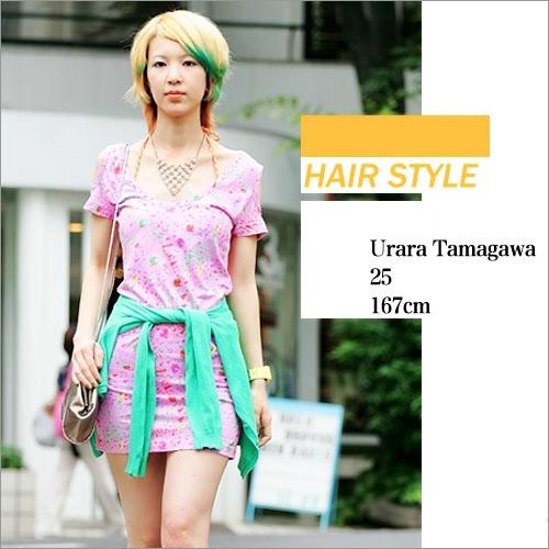 Tóc thiếu nữ Nhật từ dịu hiền đến sốc - 4