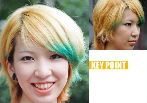 Tóc thiếu nữ Nhật từ dịu hiền đến sốc - 5