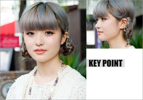 Tóc thiếu nữ Nhật từ dịu hiền đến sốc - 7