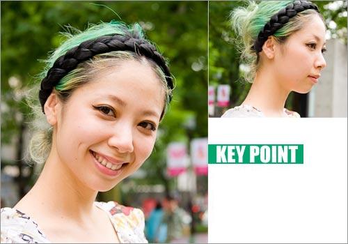 Tóc thiếu nữ Nhật từ dịu hiền đến sốc - 9