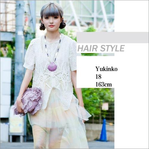 Tóc thiếu nữ Nhật từ dịu hiền đến sốc - 6