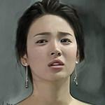 Phim - Tranh đẹp hút hồn của Song Hye Kyo