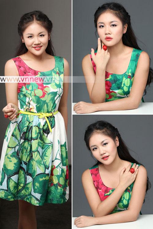 5 ngày xinh đẹp cùng Văn Mai Hương - 2