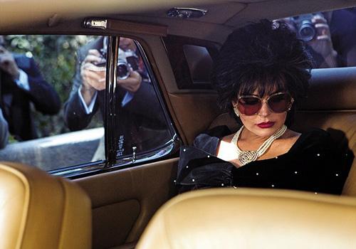 Lilo tái hiện chuyện tình Elizabeth Taylor, Phim, Lindsay Lohan, Elizabeth Taylor, Liz & Dick, cleopattra, dam cuoi, hoi ky, thu tinh, dam tang, cai chet, tin tuc