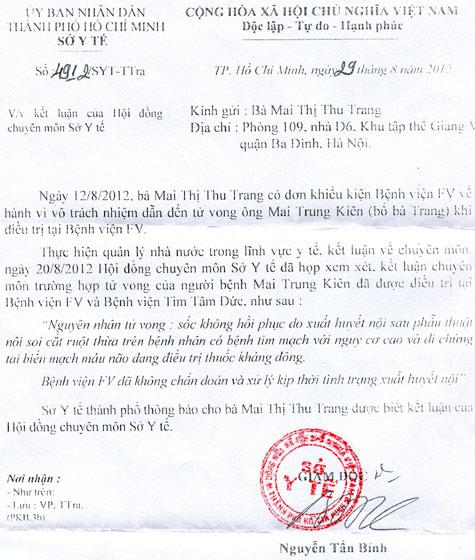 Gia đình Mai Thu Huyền đề nghị khởi tố - 1