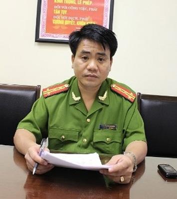 Trung tướng Nguyễn Đức Nhanh về hưu - 1