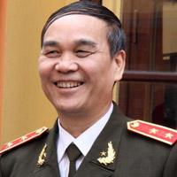Trung tướng Nguyễn Đức Nhanh về hưu