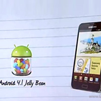 Galaxy S3, Note v Note 10.1 sp ln Jelly Bean