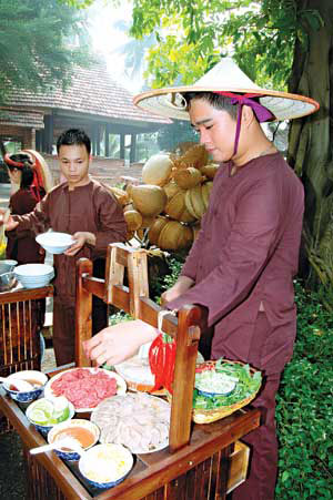 Độc đáo ẩm thực vỉa hè Sài Gòn - 2