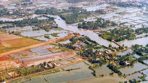 Nam Sài Gòn - 20 năm đổi thay (Kỳ 1) - 1