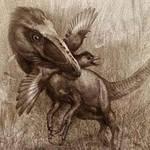 Phi thường - kỳ quặc - Kỳ lạ hóa thạch trong bụng khủng long