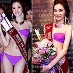 Thời trang - Ngọc Oanh đoạt giải Siêu mẫu áo tắm