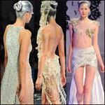 Thời trang - Những bộ váy cưới sexy đến... gai người