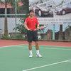 Video: Huỳnh Đức đánh tennis