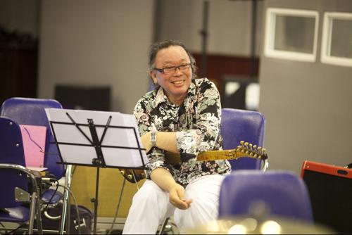 Thanh Lam dốc lòng vì Quốc Trung - 2
