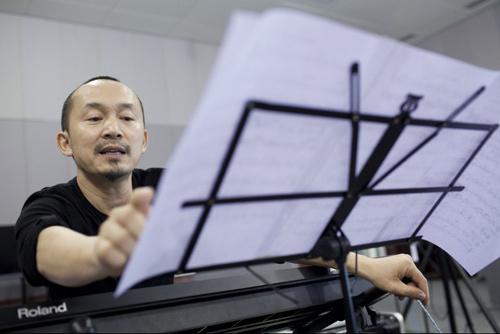 Thanh Lam dốc lòng vì Quốc Trung - 8