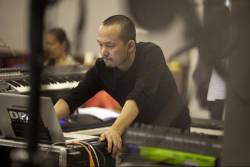 Thanh Lam dốc lòng vì Quốc Trung - 9