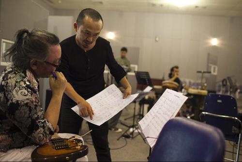 Thanh Lam dốc lòng vì Quốc Trung - 11