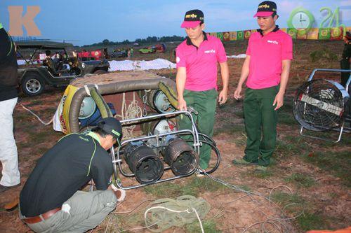 Sôi động lễ hội khinh khí cầu tại Việt Nam - 4